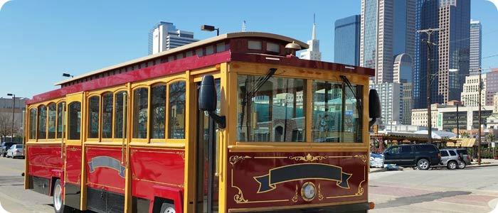 Dallas Tours Dallas Trolley Tours Dallas