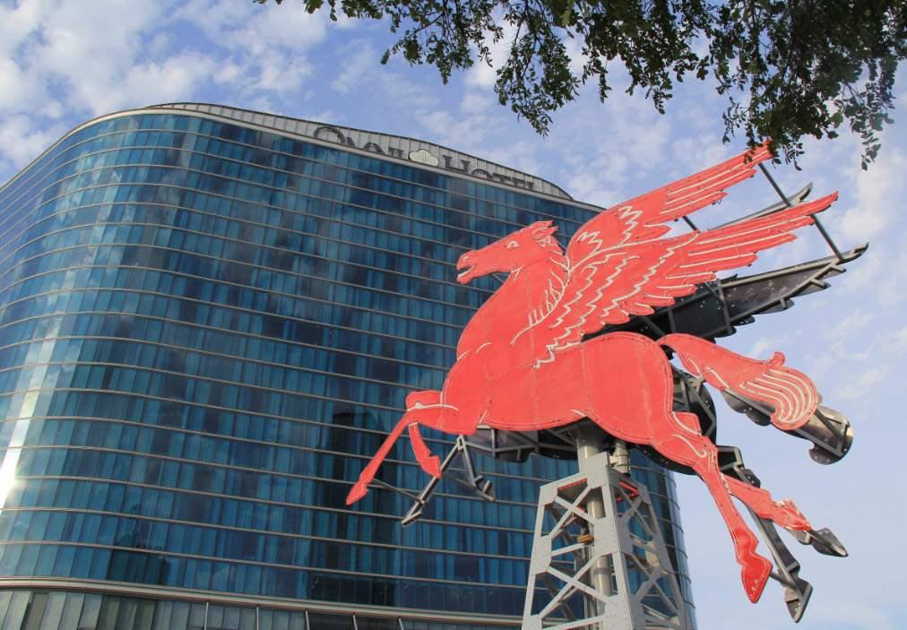 Sightseeing Dallas Tour